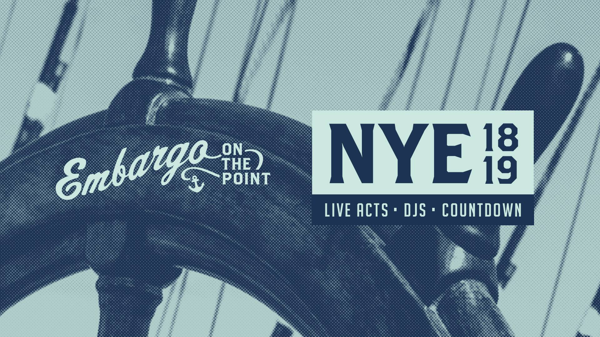 New Year Embargo Bar