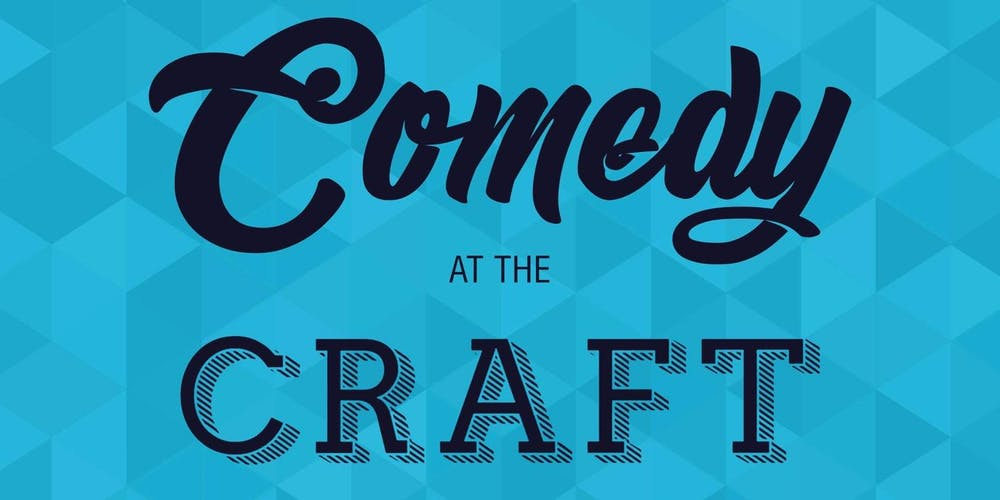 Comedy at the Craft logo