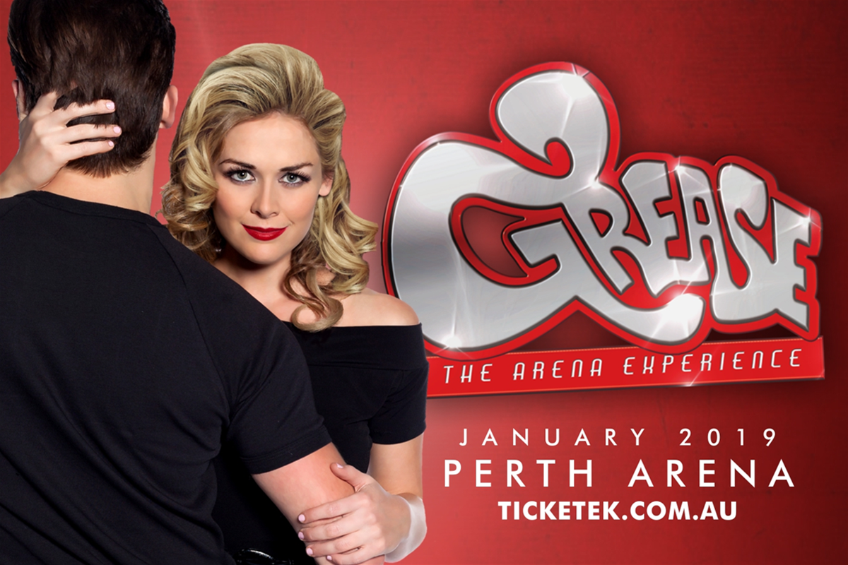Grease the Arena Experience at the Perth Arena