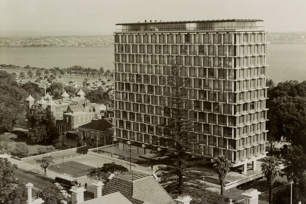 Council House Completed, 1963