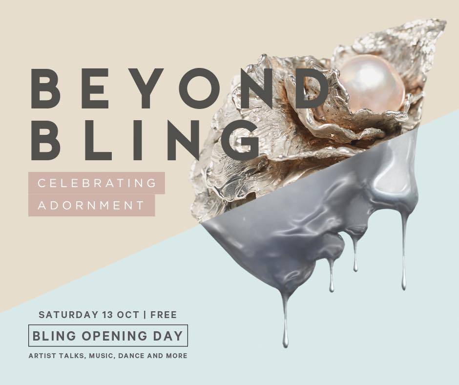 beyond bling promotional poster