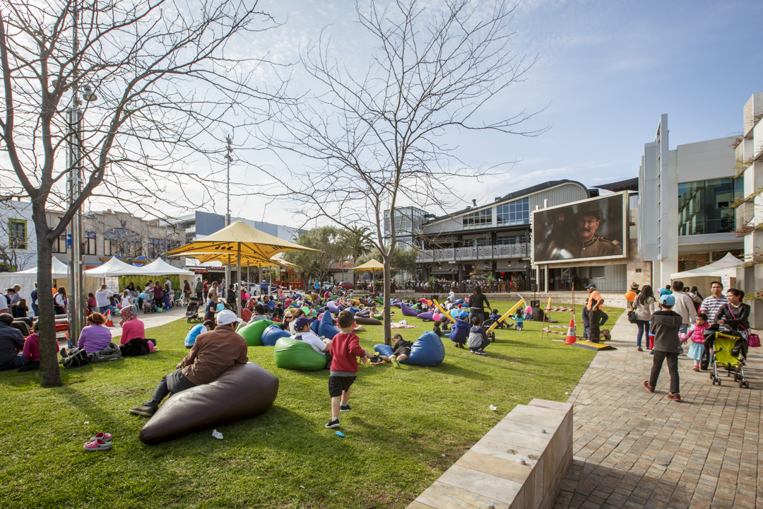 Northbridge Piazza