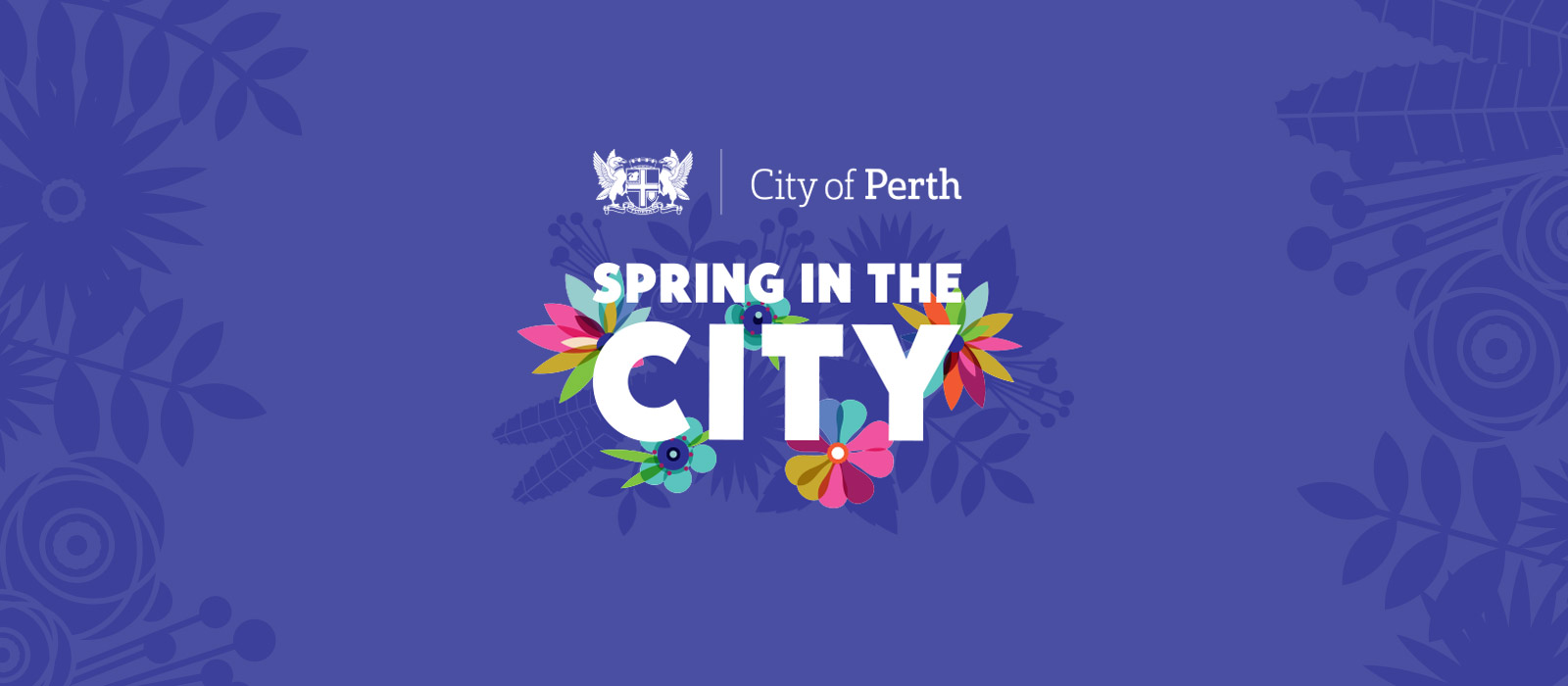 Spring in the City logo